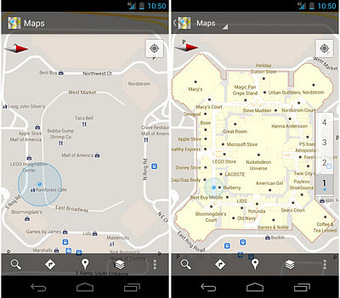 A new frontier for Google Maps: mapping the indoors | Journalisme graphique | Scoop.it