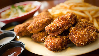 Lola's Chicken Shack Classes Up Fast-Food Chicken - East Bay Express   food   Scoop.it