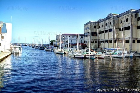 Photo of the Belize City Harbor | Filmbelize | Scoop.it