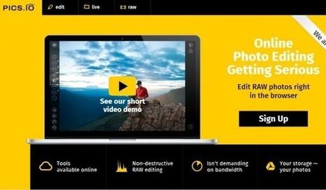Proyecto web permite abrir y editar imágenes RAW y guardarlas como JPEG | Web y Herramientas Sociales | Scoop.it