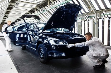 Krim-Krise: Deutsche Firmen stoppen Investitionen in Russland - SPIEGEL ONLINE | Unternehmensnews | Scoop.it