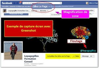 Epédagogie, Web 2.0, formation professionnelle: Images captures d'écran : solutions | Ressources, outils gestion information | Scoop.it