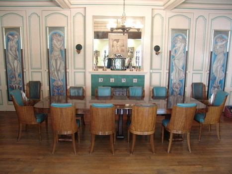 9 Inspiring Art Deco Escapes | Vintage and Retro Style | Scoop.it