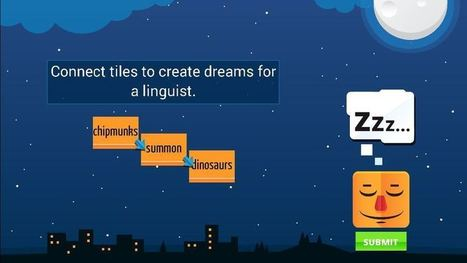 Language Game Inspired by Noam Chomsky's Linguistics | Big Think | Litteris | Scoop.it