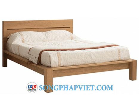 Giường Nhật gỗ sồi 1.8m SPV286 | giuong go soi xuat khau | Đồ Gỗ Song Pháp Việt | Hello coopit | Scoop.it