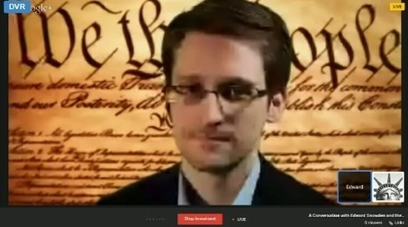 Snowden SXSW Talk a 'Call to Arms' to Tech World | Daraja.net | Scoop.it