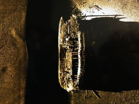 Lost and Found: Arctic Shipwrecks and the Franklin Expedition | VMM | DiverSync | Scoop.it