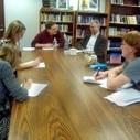 Writers Circle helps improve creativity - Griffon News | International Literacy Management | Scoop.it