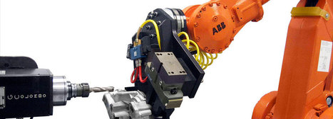 ABB Adds Intelligence to Industrial Robotic Applications, Tactical and Strategic Benefits Follow | Robotic applications | Scoop.it