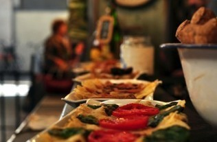 Looking Into the Future: 2015 Restaurant Trends | Elevator Pitch: Education for Sustainability | Scoop.it