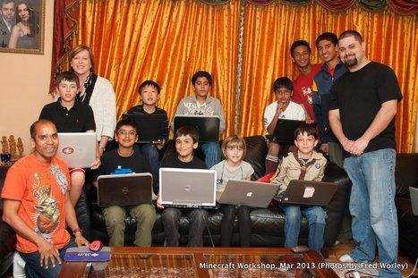 Introducing Kids to Java Programming Using Minecraft (Arun Gupta, Miles to go ...) | Best School Ever! | Scoop.it
