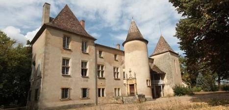 Magnifique château XVIème siècle à 1h00 de BORDEAUX   Bordeaux Belles Maisons   Scoop.it
