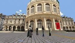 OpéraBis – L'opéra de Rennes dans un monde virtuel | Cabinet de curiosités numériques | Scoop.it