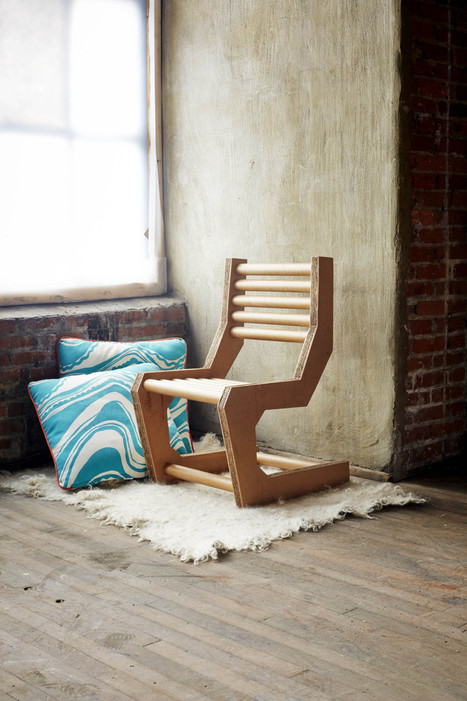 Guerilla Furniture: Inventive Design Meets Scrappy Spirit - Earth911.com | Designed for Form and Function ....Chairs and Other Objects | Scoop.it