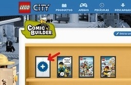 Crear cómics con LEGO | artes | Scoop.it