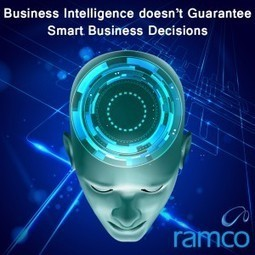 Business Intelligence doesn't Guarantee Smart Business Decisions | Ramco Cloud Software | Scoop.it