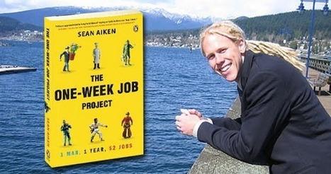One Week Job | Film English | Web 2.0 Tools in the EFL Classroom | Scoop.it