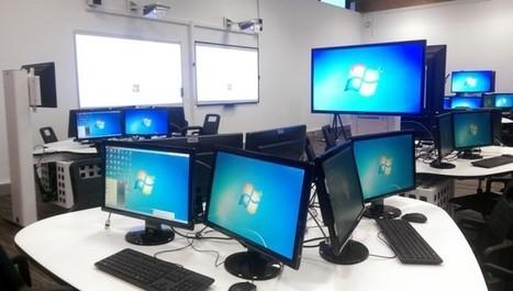 Une salle 100% #BIM pour les étudiants de l'ESTP Paris | Ingénieur, la Formation | Scoop.it