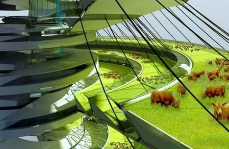 Will future architecture do more than just provide living and working ... | Wellington Aquaponics | Scoop.it