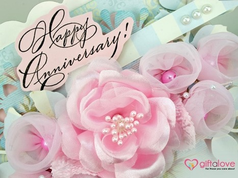 Amazing Anniversary Gift Ideas by Year!   Buy Gifts & Flowers online   Scoop.it