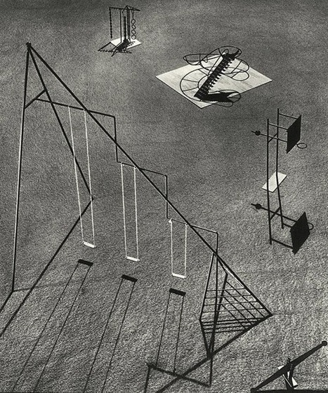 The Imagination of Playgrounds... | Art for art's sake... | Scoop.it