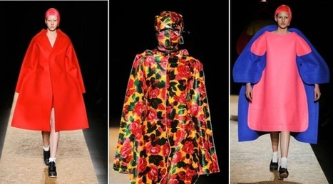 Comme des Garçons Fall 2012: A Challenge to Fashion In the Internet Age | COMME des | Scoop.it
