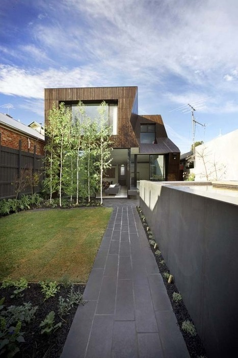 Architecture Category : Enclave House: The Contemporary Architecture Designing Ideas, modern japanese architecture, famous modern architecture ~ www.grubtoe.com | Interior Home Design | Scoop.it