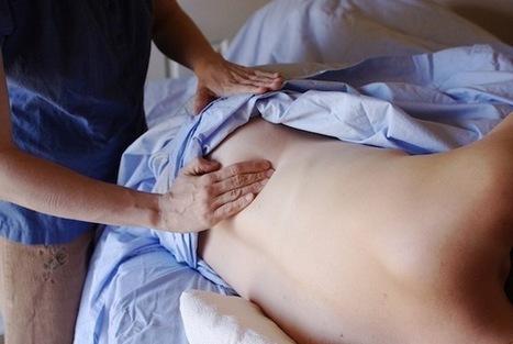 Gérer la douleur des contractions pendant l'accouchement   Accouchement   Scoop.it