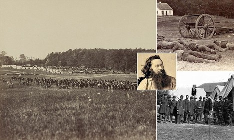 Images of Civil War casualties captured by Lincoln's photographer   Ancestry   Scoop.it