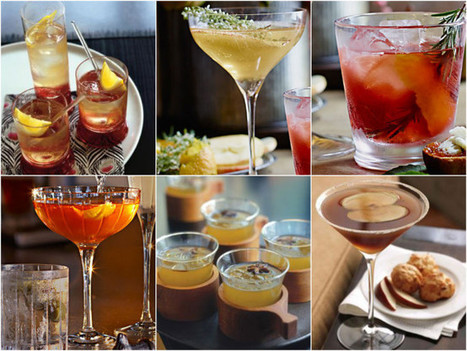 Recipe Roundup: Fall Cocktails | Party Ideas | Scoop.it