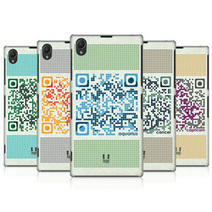 Head Case Zodiac QR Code Protective Back Case for Sony Xperia Z1 C6902   Mobile Phones Stuff   Scoop.it