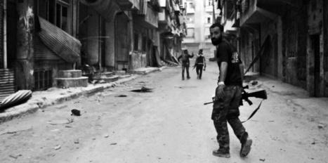 Lettre d'une pigiste perdue dans l'enfer syrien | Mediapeps | Scoop.it