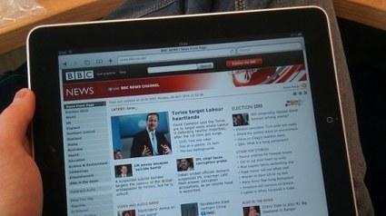 Interactividad y participación en los medios adaptados para tabletas: las posibilidades del periodismo 3.0 | Estrella Alonso del Barrio | COMUNICACIONES DIGITALES | Scoop.it