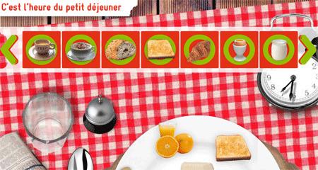Compose ton repas | Jeux pas bêtes | Scoop.it