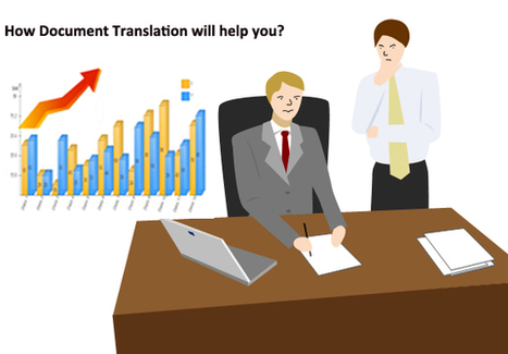 Document Translation Services can Increases Your Business in International Market | French Translation: Software and Interpreters | Scoop.it