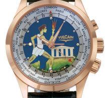 Vulcain Cricket Aviator GMT « Hephaïstos » : hommage aux Jeux Olympiques | Salvete discipuli | Scoop.it