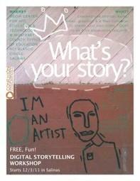 Digital Storytelling Workshop | Digital Learning Commons | 21st century Learning Commons | Scoop.it
