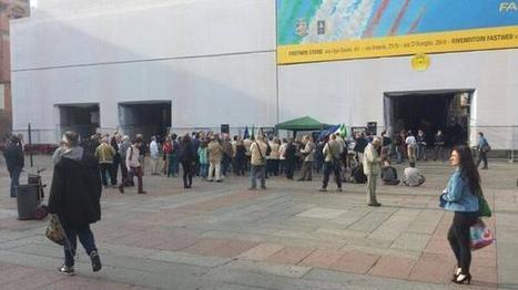 Il bagno di folla di Alessandra Moretti ieri a Bologna 150 persone: 100 forze dell'ordine @beppe_grillo | Imprese a 5 Stelle | Scoop.it