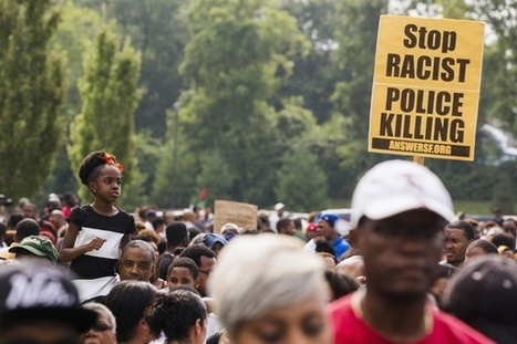 Self-Segregation: Why It's So Hard for Whites to Understand Ferguson   OUR COMMON GROUND  Informed Truth and Resistance   Scoop.it