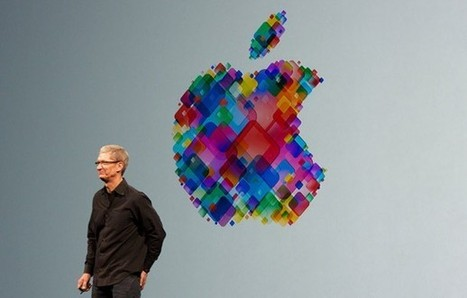 Apple Posts Mixed Results as CEO Cook Hints at New Products | Digital-News on Scoop.it today | Scoop.it