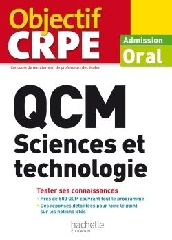 Objectif CRPE - QCM Sciences et technologie 2017 | Les nouveautés de la médiathèque | Scoop.it