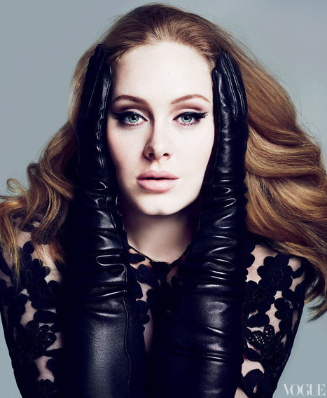 Adele: One and Only - Magazine   Ultratress   Scoop.it