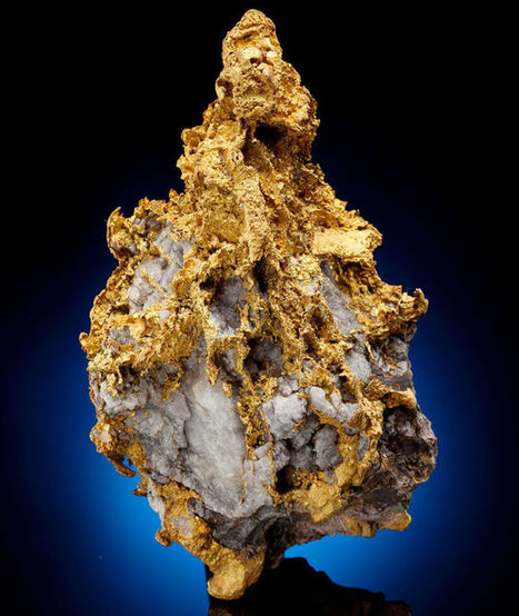 Gold Forms During Earthquakes   Earth - LiveScience   Our Earth's Geology, Minerals & Gemstones   Scoop.it