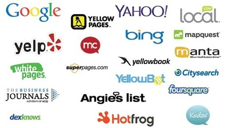 The Top 20 Places Your Business Needs to Be Listed Online | AtDotCom Social media | Scoop.it