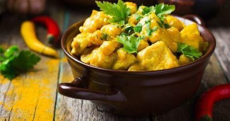 Recettes à base de curry faciles, rapides, minceur, pas cher sur CuisineAZ #EatingCulture #EasyCooking | Hobby, LifeStyle and much more... (multilingual: EN, FR, DE) | Scoop.it