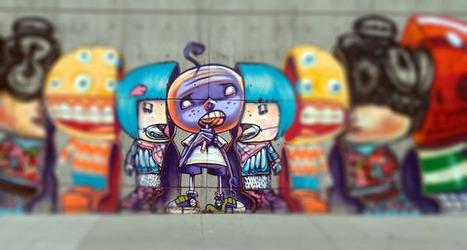 22 Photographs of Amazing #StreetArt Around the World   Street Art   Scoop.it