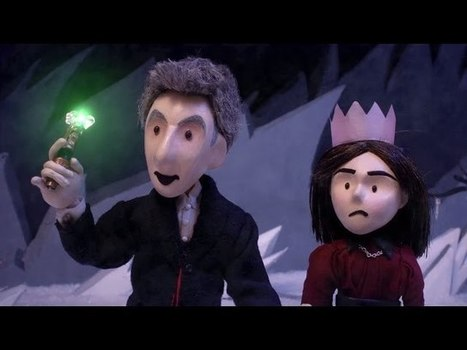 Doctor Puppet's Christmas Special Is 5 Minutes Of Festive Whimsy | Transmedia: Storytelling for the Digital Age | Scoop.it