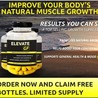 Enhances your body's natural growth with organic Elevate GF