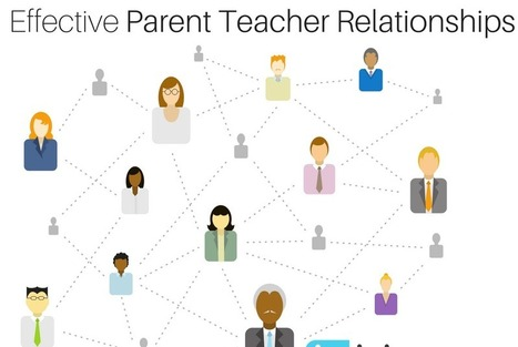 Overcoming the Biggest Barriers to Effective Parent Teacher Relationships | Durff | Scoop.it