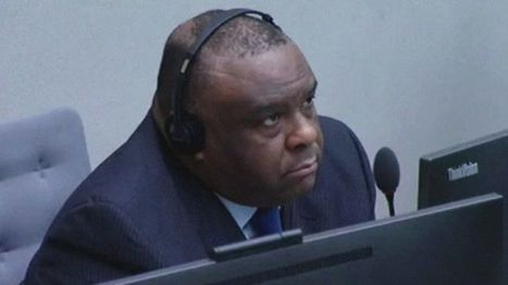 Former DR Congo VP sentenced to 18 years for war crimes | International aid trends from a Belgian perspective | Scoop.it
